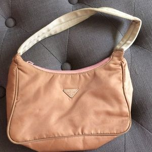 Prada Nylon Mini Tessuto Purse